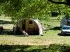 Camping La Ferme de CLareau