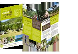 Brochuere 2011 - Camping la Ferme de Clareau